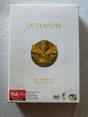 AU12.50 • Buy Outlander The Complete First Season Dvd