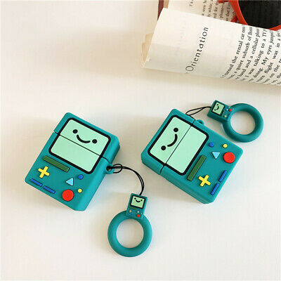 AU7.63 • Buy Cartoon Silicone Cover For AirPods 1 2 Case Cute Game Earphone Accessories