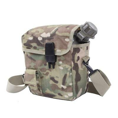 $ CDN24.14 • Buy Rothco MOLLE 2 QT Multicam Bladder Canteen Cover