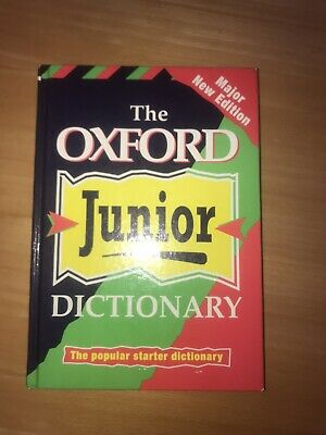 OXFORD JUNIOR DICTIONARY By Oxford University Press • 2.99£