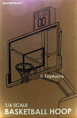 $899.99 • Buy Enterbay 1/6 Basketball Hoop Masterpiece Accessory In Stock