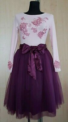 Used Women And Daughter Dress(body And Tutu For Some Even.Mother Size : M/L And  • 65£