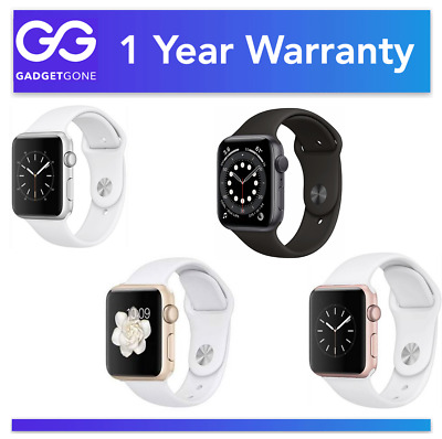 $ CDN132.26 • Buy Apple Watch Series 2 - 38MM & 42MM - Aluminum & Stainless Steel - All Colors