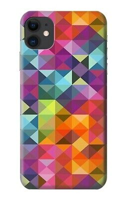 $ CDN21.08 • Buy S3477 Abstract Diamond Pattern Case For IPHONE Samsung Smartphone ETC