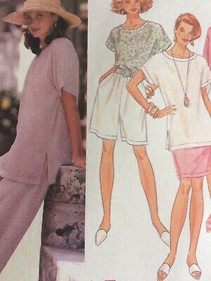 VINTAGE 1994 SIMPLICITY DRESSMAKING PATTERN UNUSED- 8858 LADIES OUTFITS Xs-m • 7.95£