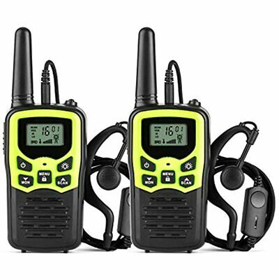 $ CDN48.76 • Buy Walkie Talkies For Adults &ampKids Long Range 2 Way Radio Up To 5 Miles In The