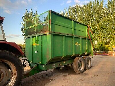 AW 10 Tonne Silage Trailer • 6,270£