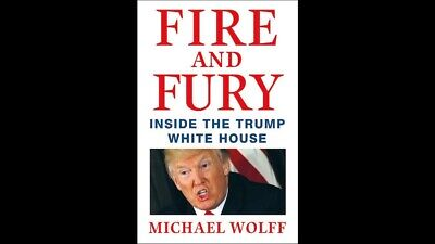 AU18.99 • Buy Fire And Fury: Inside The Trump White House By Michael Wolff (English) Paperback