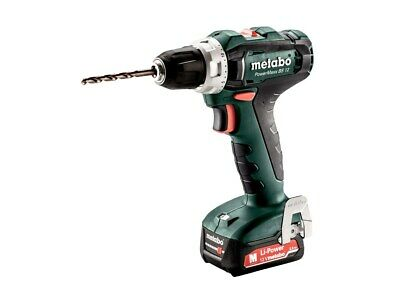 Metabo 601036500 12v 2x2.0Ah Li-ion Drill/Driver In Case • 72£