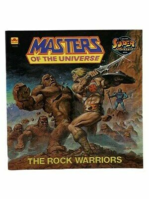 $5 • Buy The Rock Warriors (Masters Of The Universe)