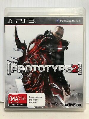 AU11.99 • Buy Prototype 2 With Manual PS3