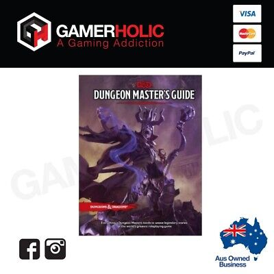 AU64 • Buy D&D Dungeons And Dragons 5th Edition Dungeon Masters Guide Board Game