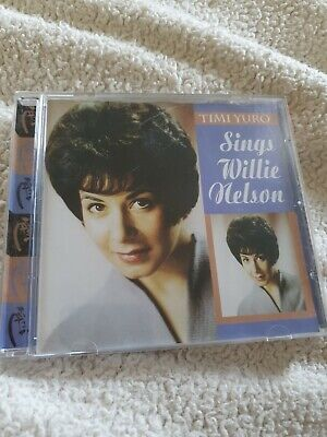Timi Yuro - Sings Willie Nelson - CD  • 2.99£