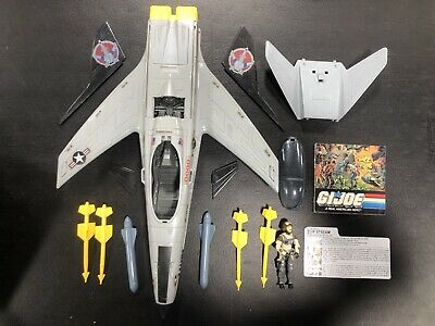 $ CDN162.91 • Buy Gi Joe Conquest W/slipstream Figure 1986 Complete