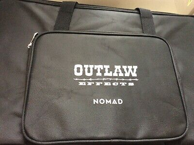 $ CDN210.91 • Buy Guitar Pedal Board Brand New Outlaw Nomad Model 128