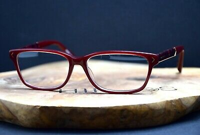 Karen Millen KM 104 Women's Glasses Spectacles Frames Red • 35£