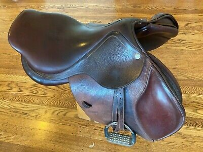 "$ CDN3544.80 • Buy CWD SE02 2C 17"" Hunter Jumper Classic Saddle 2016 Made In France"
