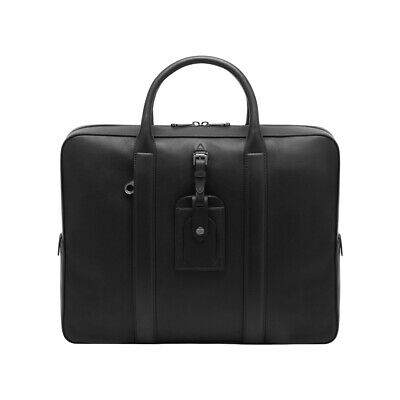 £599.70 • Buy New Authentic Mulberry Men's Matthew Holdall Weekend Bag Leather Briefcase Gift