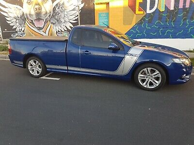 AU13900 • Buy Xr6 Ford Ute Fg Lpg Only No Offers