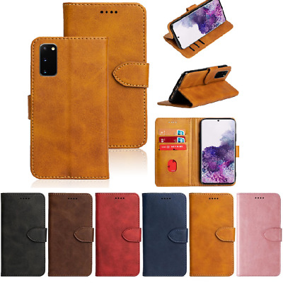 $ CDN6.91 • Buy Case For Samsung Galaxy Note 20 A41 A21 A71 A11 S20FE Leather Wallet Phone Cover