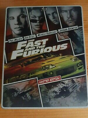 $ CDN24.99 • Buy The Fast And The Furious (Blu-ray/DVD, 2014, 2-Disc Set, Includes Digital...
