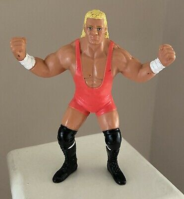 Wcw Galoob Sid Justice Vicious Pink Uk Exclusive Wrestling Figure Wwe Wwf • 38£
