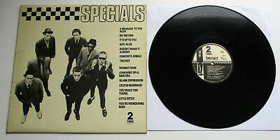 The Specials - The Specials UK 1979 Two Tone 1st Press LP • 34.99£