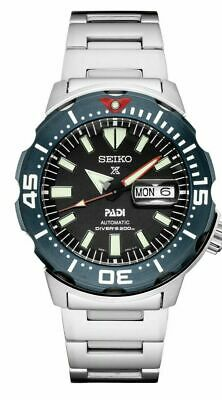 $ CDN519.96 • Buy Seiko Men's Prospex PADI Special Editio Monster Divers 200M Watch SRPE27