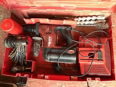 £225 • Buy Hilti Te6-a 36 Volt Battery Cordless Sds Rotary Hammer Drill