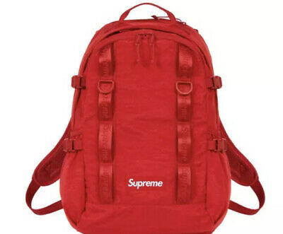 $ CDN375.37 • Buy Supreme Backpack Dark Red Os Fw20 (in Hand) Brand New, 100% Authentic. Fast Ship