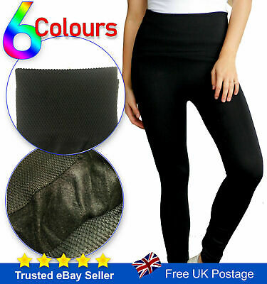 £7.99 • Buy New Tummy Control Leggings High Waist Stretch Fitness Sports Gym Trousers Ladies