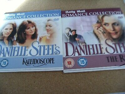 Promo DVD's; Danielle Steel's; The Ring (Kinski) & Kaleidoscope(Smith) Freepost. • 1.89£