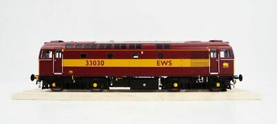 HELJAN 3402 Class 33/0 33030 In EWS Red And Gold • 466.65£