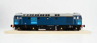 HELJAN 3404 Class 33/0 In Direct Rail Services Blue - Unnumbered • 466.65£