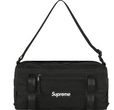 $ CDN242.41 • Buy Supreme Mini Duffle Bag Black Os/ Fw20 (in Hand) 100% Authentic, (brand New)