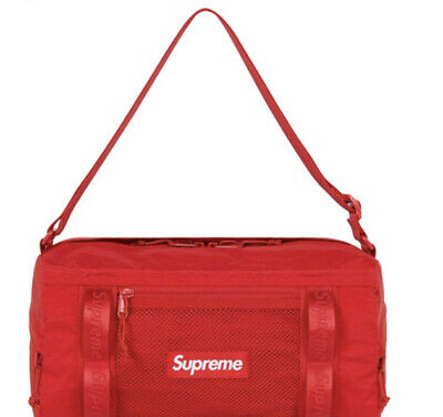$ CDN234.60 • Buy Supreme Mini Duffle Bag Red Os/ Fw20 (in Hand) 100% Authentic, (brand New)