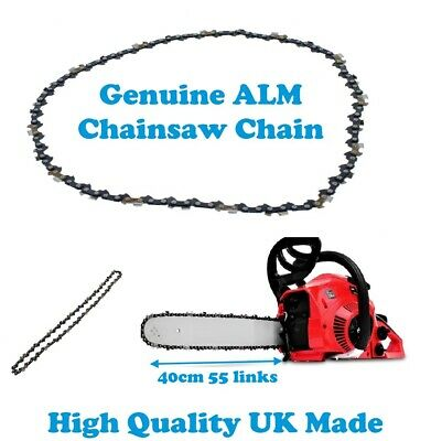 £12.45 • Buy HANDY THCS45 Chainsaw Chain 40cm 16 Inch 55 Link