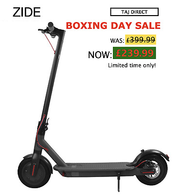 View Details New 2021 Electric Scooter Battery 36v Motor Powerful Pro E-scooter With App Uk • 299.99£