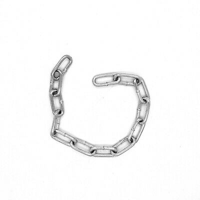 3 Mm Hot Dipped Galvanised Steel Chain Heavy Duty Durable Security Links • 5.35£