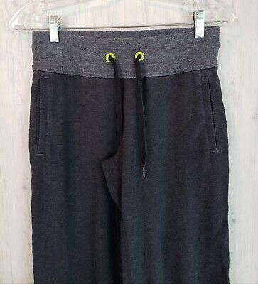 $ CDN44 • Buy Lululemon Cuddle Up Sweat Pants Gray Size 6 Grey Sweatpants Joggers Grey