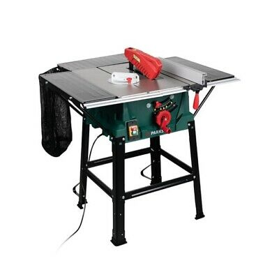 Brand New 1200w Parkside Portable Table Saw Brand New Boxed 2020 Lidl • 182.99£