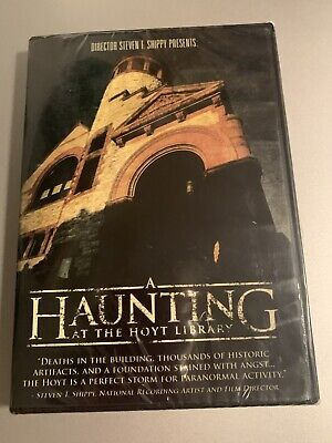 £11.31 • Buy A Haunting At The Hoyt Library DVD NEW SEALED