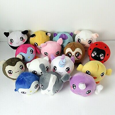 Squishamals Squishy Animal Plush Toys - Scented - 10cm - Any Qty Same Shipping! • 1.99£