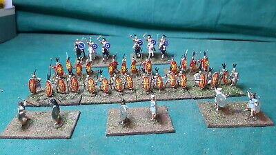 1:72 Roman Army Ancient Wargames Painted Plastic Toy Soldiers  • 25£