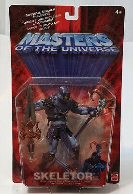 $59 • Buy MOTU 200X Masters Of The Universe Skeletor Action Figure MOC 1st Release