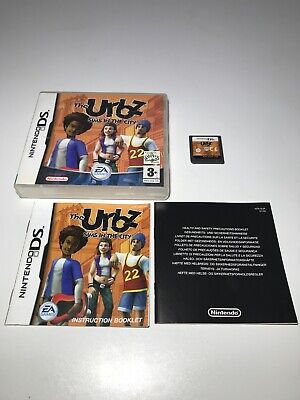 The Urbz Sims In The City - Nintendo DS Lite DSi - Video Game • 17.99£