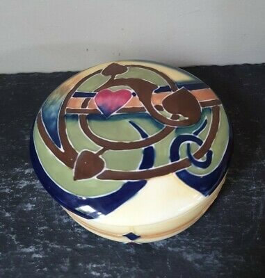 £20 • Buy  Large Old Tupton Ware Tube Lined Trinket Box The Collection By Jeanne McDougall