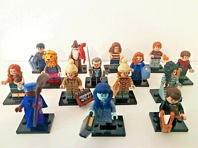 LEGO Minifigures 71028 Series 21- Harry Potter NEW Series 2, Pick Your Figure • 4.50£