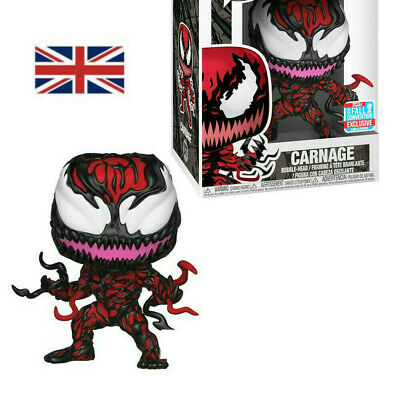 VENOM CARNAGE #371 Vinyl Figure Funko POP Collection Model Toy Christmas Gifts • 18.25£