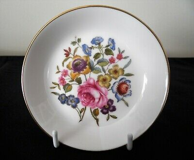 Royal Worcester  Bournemouth  Pin/Butter/Trinket Dish Ornament  - Birthday Gift • 4.49£